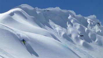 Heliskiing Svanetia Caucasus