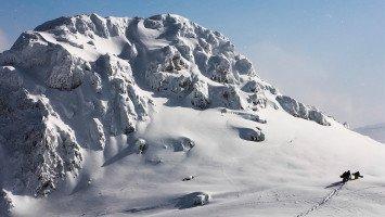 Stentiford Snowboarding Camps - Chamonix